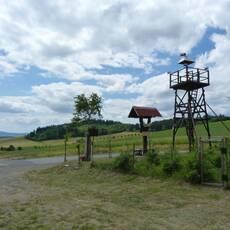 Vyhlídková věž Nová Ves u Kdyně