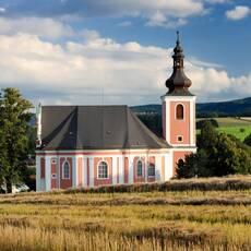 Broumovská skupina kostelů