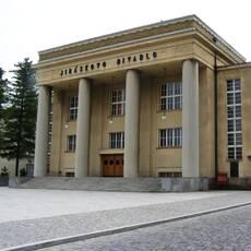 Jiráskovo divadlo a muzeum v Hronově