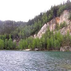 Jezero Pískovna