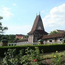 Nové Město nad Metují zámek a park