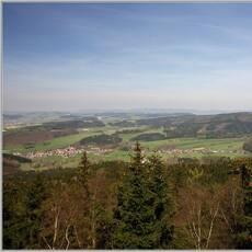 Stolová hora Bor