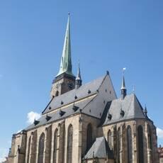 Katedrála sv. Bartoloměje v Plzni