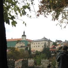 České muzeum stříbra na Hrádku