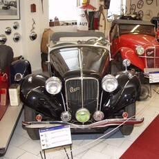 Nová Paka - Auto-Moto Museum