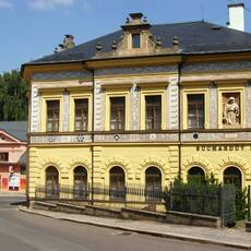 Nová Paka - Suchardův dům, muzeum