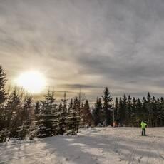 Skicentrum Deštné v Orlických horách