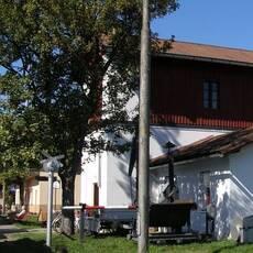 Muzeum MHD a železnice Rosice n. Labem