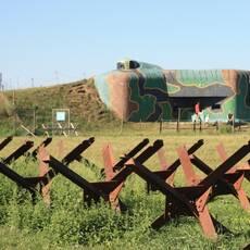Šatov - pěchotní srub Zahrada