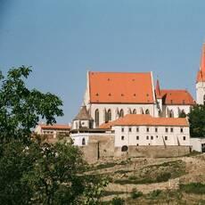 Znojmo – kostel sv. Mikuláše
