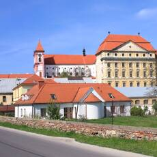 Znojmo – Loucký klášter