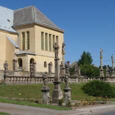 Sochařská galerie v Kunčině
