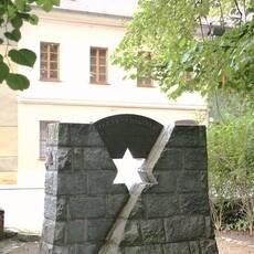 Svitavy - památník Oskara Schindlera