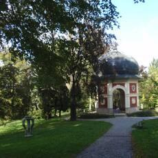 Park Javorka v České Třebové