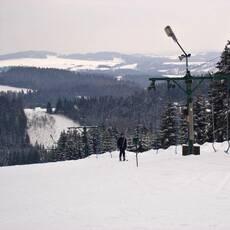 Ski areál Ovaz Merta Výprachtice