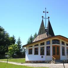 Škrdlovice - kaple sv. Cyrila a Metoděje