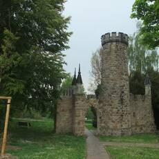 Rozhledna Salingburg