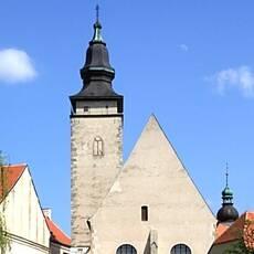 Svatojakubská vyhlídková věž v Telči