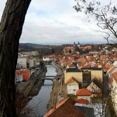 Třebíč - město židovských památek