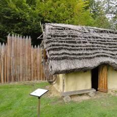 Archeopark a Rybí dům v Chotěbuzi