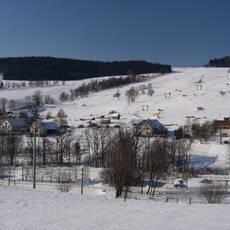Dolní Morava – Větrný vrch