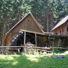 Hornický skanzen Zlatorudné mlýny