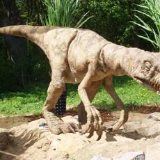 Dinopark Vyškov na Moravě