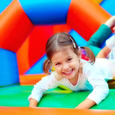 Dětský zážitkový areál Duhový park