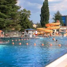 Blansko - aquapark