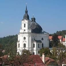 Kostel J. Santiniho