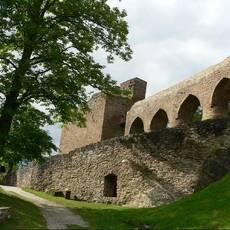 Hrad a zámek Velhartice