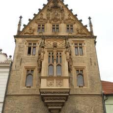 Kamenný dům v Kutné Hoře