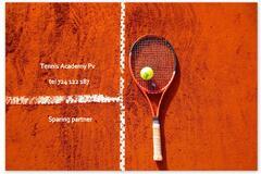 Tennis Academy Pv + Rodinný hobby tenis