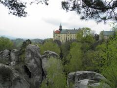 Mariánská vyhlídka v Českém ráji
