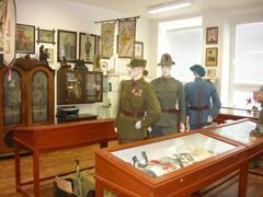 Pamětní síň I., II. a III. odboje v Sezimově Ústí
