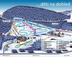 Family Ski Park Bret - Prkenný Důl - Žacléř