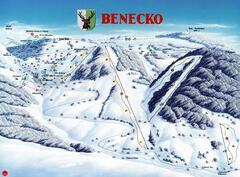 Ski areál Benecko