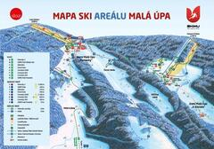 Ski areál Malá Úpa