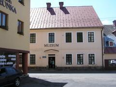 Vlastivědné muzeum - Vysoké nad Jizerou