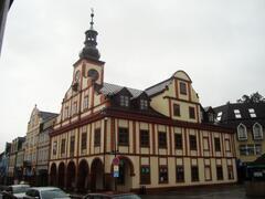 Vrchlabí - Nová radnice