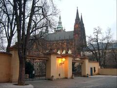 Chrám Svatého Víta