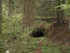 Akvadukt na Schwarzenberském kanálu