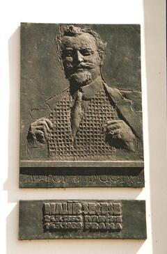 Památník Alfonse Muchy Ivančice