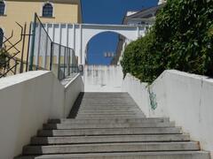 Gočárovo schodiště Hradec Králové