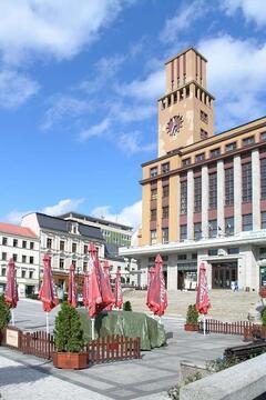 Jablonec nad Nisou - vnitřní turistický okruh