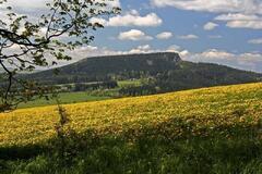 Stolová hora Ostaš