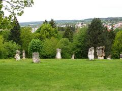 Sochařský park U sv. Gotharda v Hořicích
