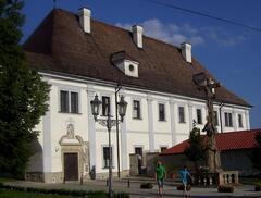 Klášter Božího Milosrdenství a kostel sv. Petra a Pavla