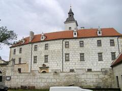 Jevišovice - Starý zámek