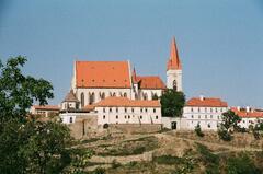 Znojmo - kostel sv. Mikuláše